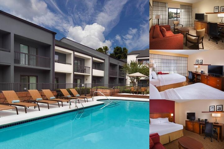 Tallahassee Capital Courtyard by Marriott photo collage