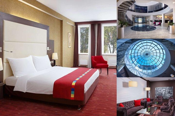 Park Inn by Radisson Odintsovo photo collage