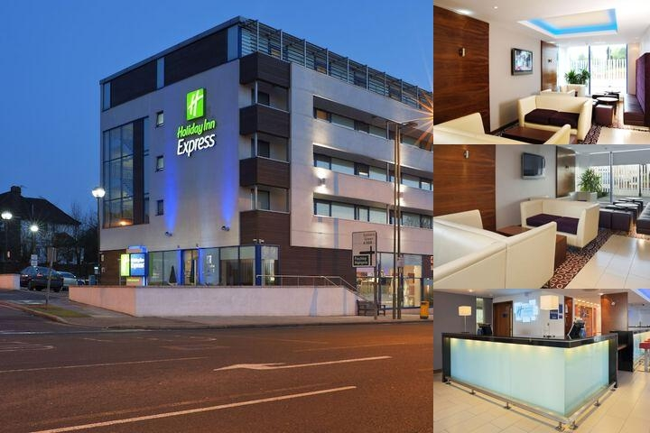 Holiday Inn Express London Golders Green photo collage