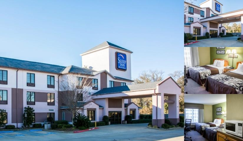Sleep Inn & Suites Pineville photo collage