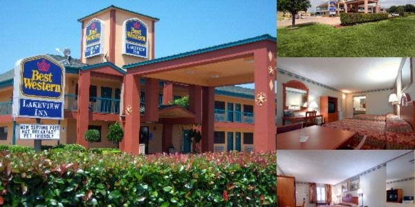Quality Inn & Suites Garland East Dallas photo collage