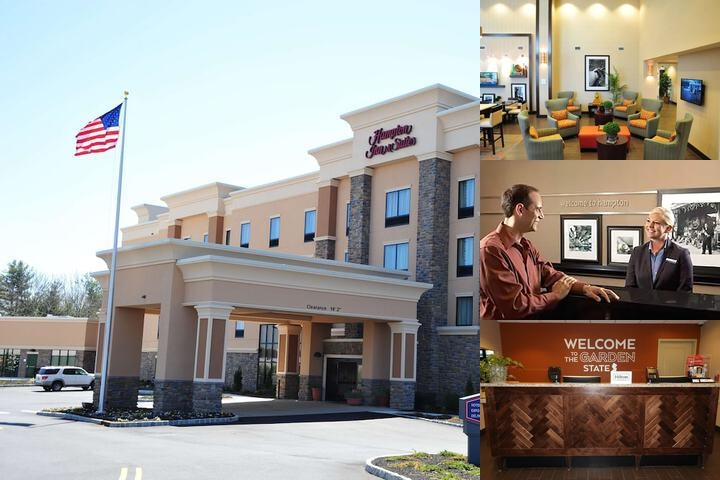 Hampton Inn & Suites by Hilton Robbinsville photo collage