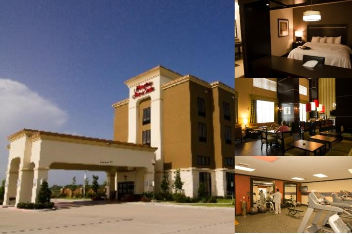 Hampton Inn & Suites League City photo collage