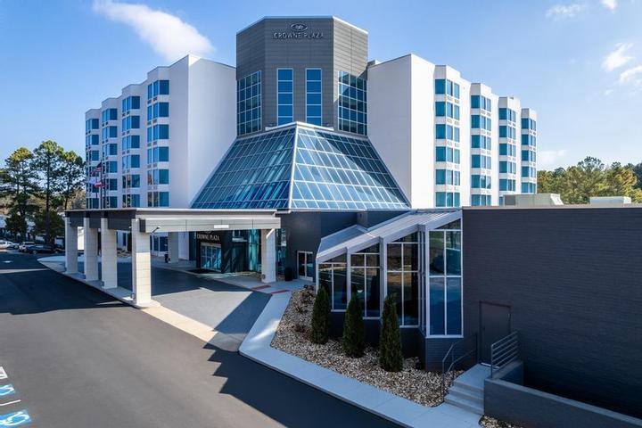 GARDEN PLAZA HOTEL Norcross GA 6050 Peachtree Industrial 30071