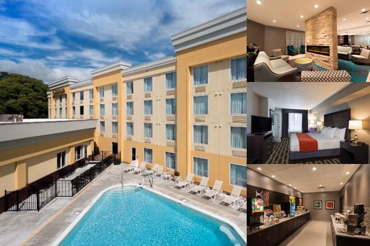 La Quinta Inn & Suites Lynchburg photo collage