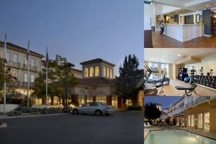 Hilton Garden Inn Napa photo collage