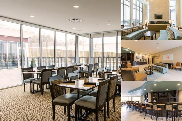 Cambria Suites Cleveland / Avon photo collage
