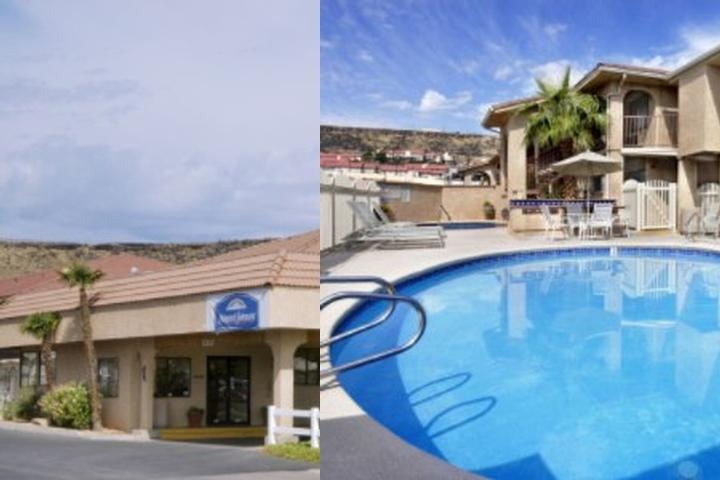 Howard Johnson Inn photo collage