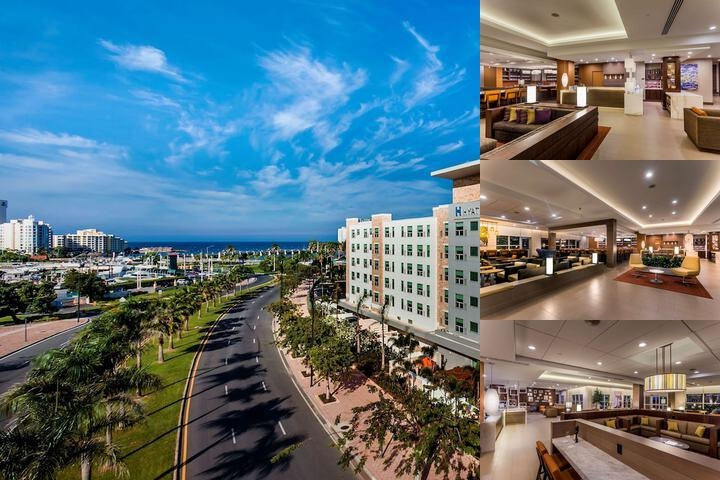 Hyatt House San Juan photo collage