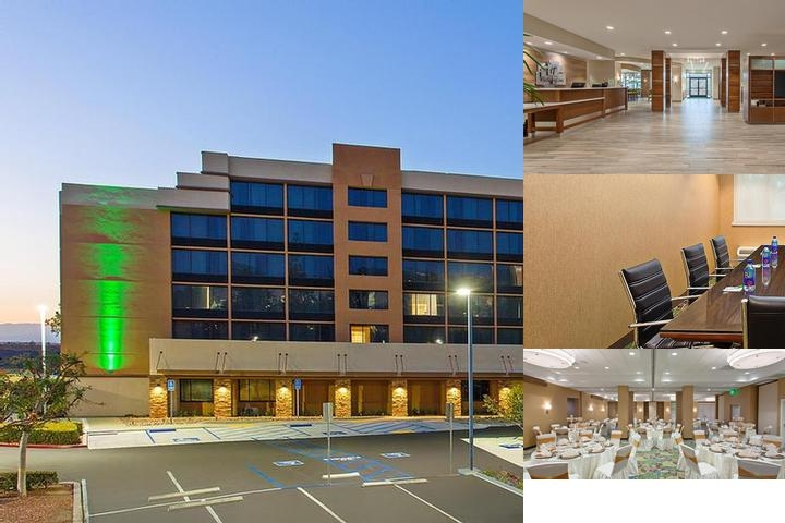 Holiday Inn Diamond Bar photo collage