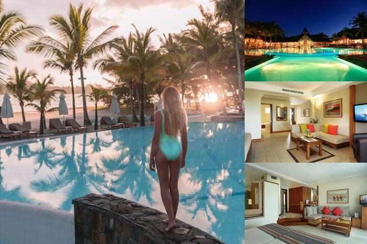 Shandrani Beachcomber Resort & Spa photo collage