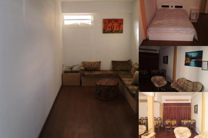 Guest House Le Corail photo collage