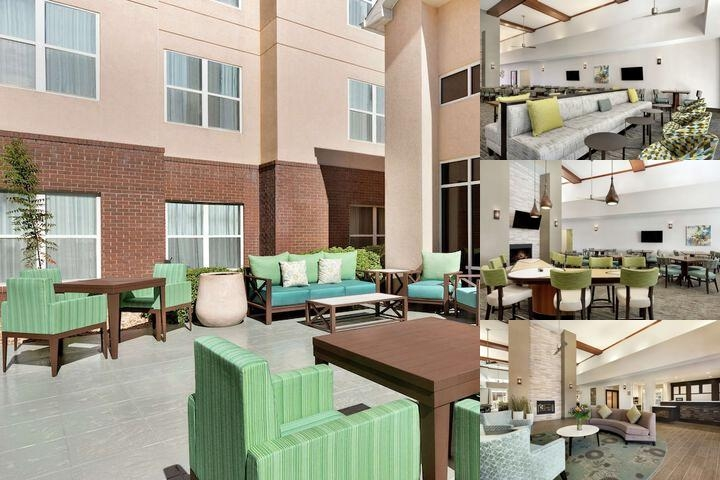 Homewood Suites by Hilton Dallas Arlington photo collage