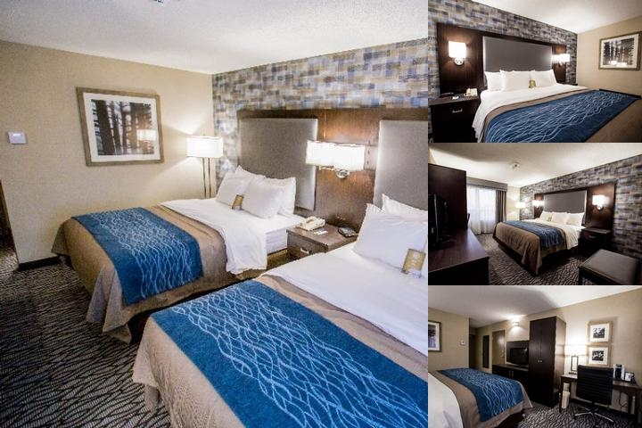 Comfort Inn Montreal Aeroport photo collage