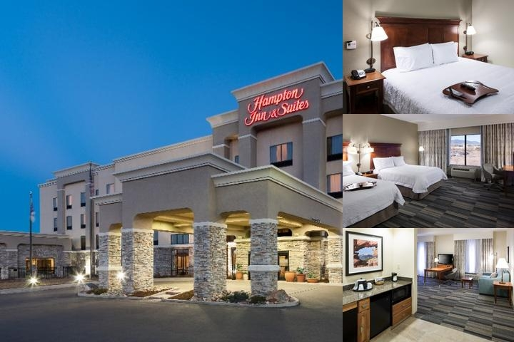 Hampton Inn & Suites I 25 South Colorado Springs photo collage