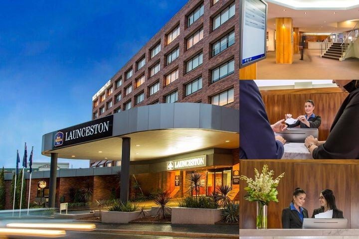Best Western Plus Launceston photo collage