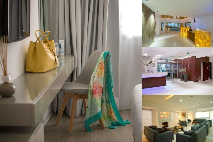 Anemi Hotel Apartments photo collage