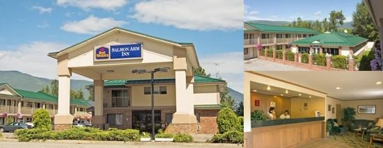 Best Western Salmon Arm Inn photo collage