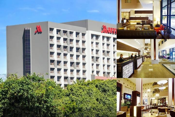 Marriott São Paulo Airport photo collage