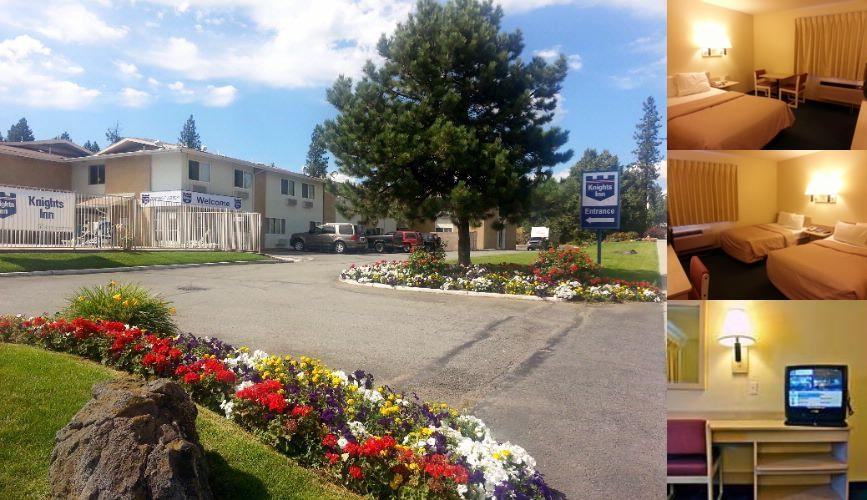 Motel 6 Spokane West Airport photo collage