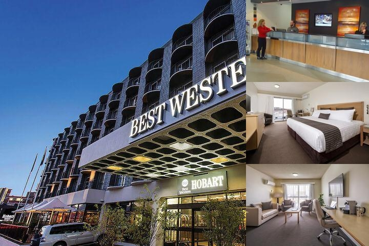 Best Western Hobart photo collage