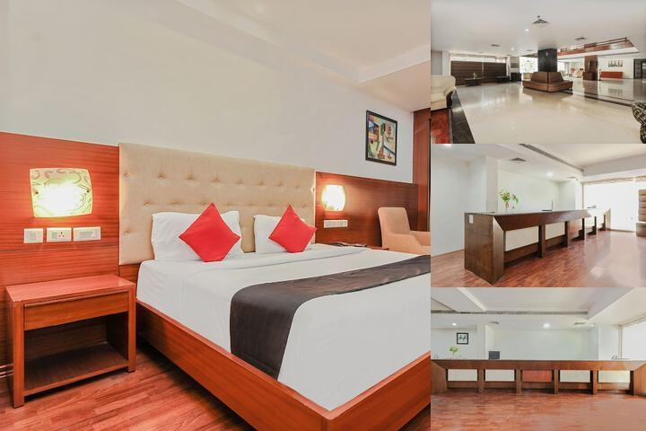 Expotel Hotel photo collage
