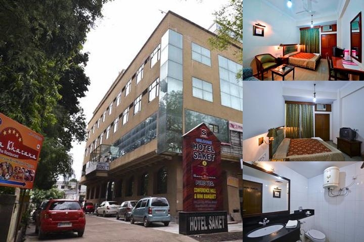 Hotel Saket photo collage