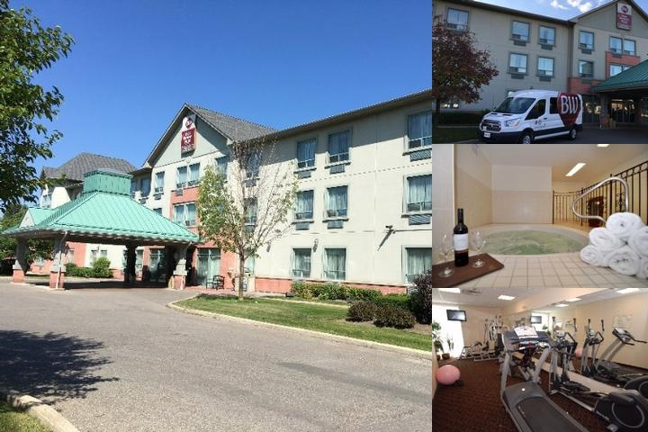 Best Western Plus Travel Hotel Toronto Airport photo collage