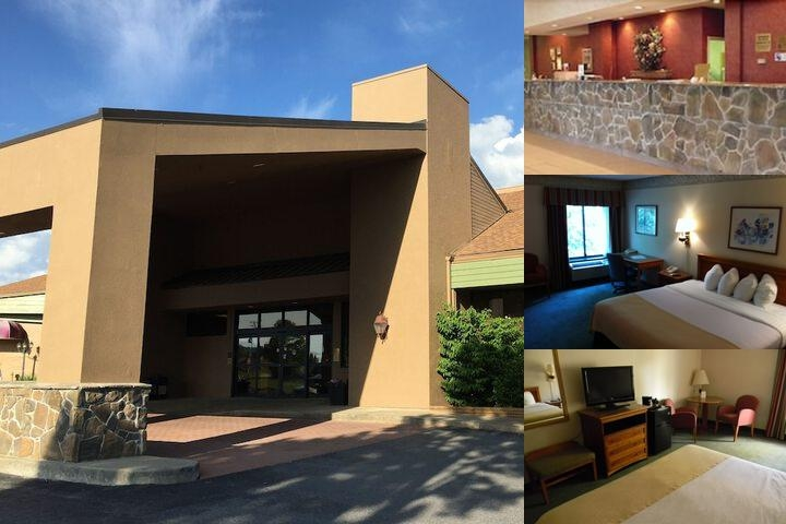 Holiday Lodge Hotel & Conference Center photo collage