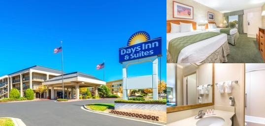 Days Inn & Suites Albuquerque photo collage
