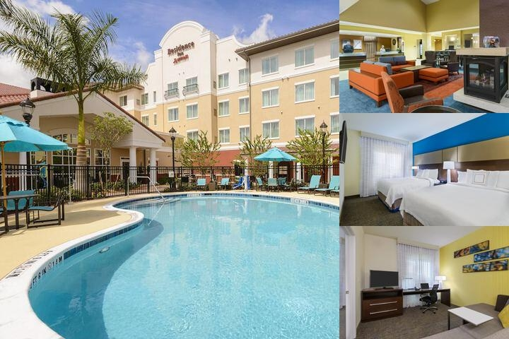Residence Inn Gulf Coast Town Center photo collage