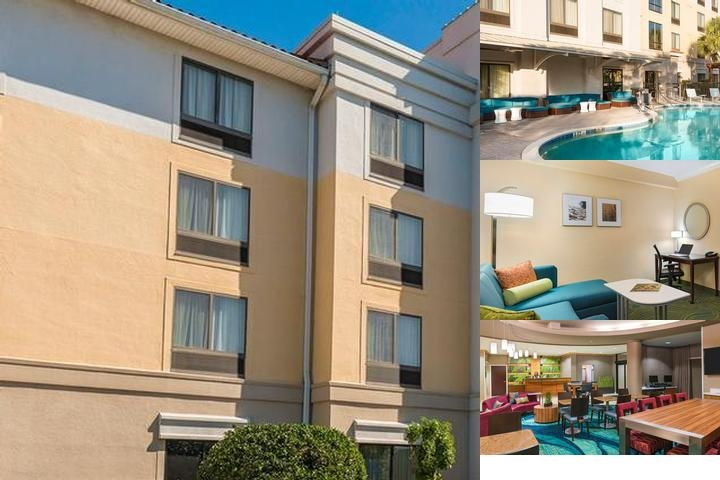 Springhill Suites Fort Myers photo collage