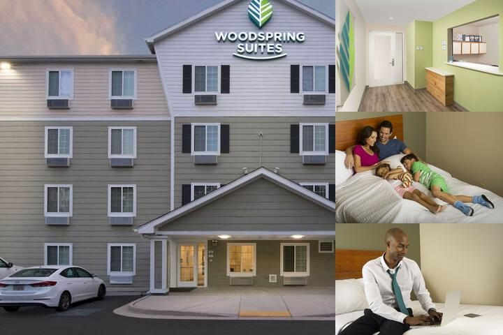 Woodspring Suites Savannah Ga (Garden City) photo collage