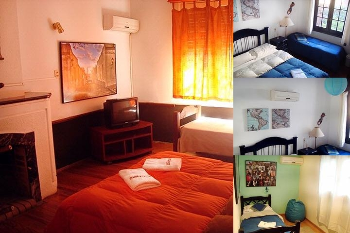 Punto Berro Hostel photo collage
