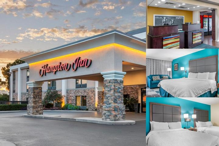 Hampton Inn Adel Photo Collage
