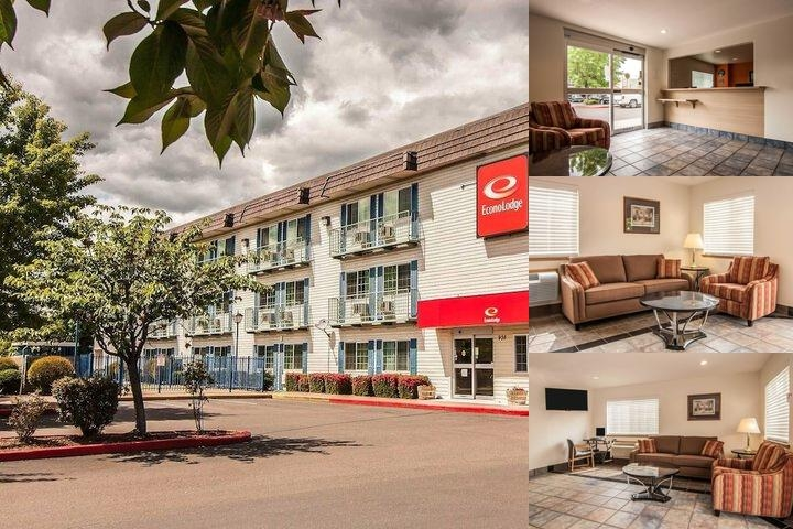 Econo Lodge & Suites photo collage