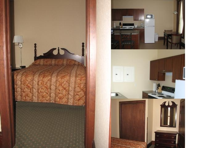 Hotel Rogers photo collage