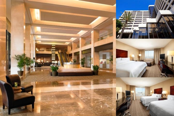 The Westin Los Angeles Airport photo collage