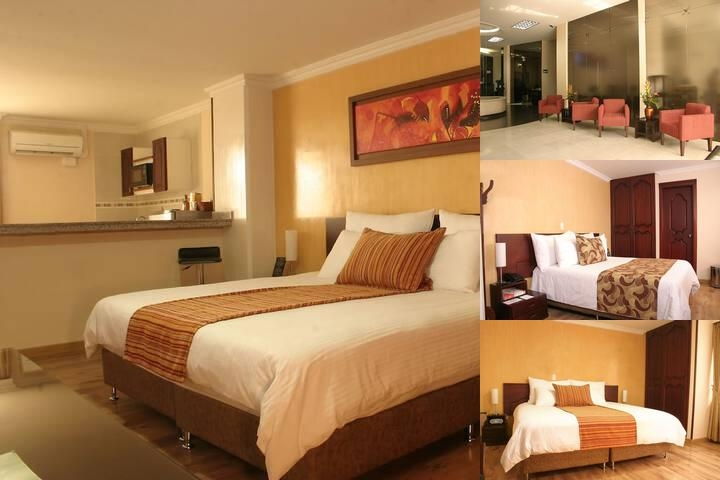 Luxor Plaza Hotel Pereira photo collage