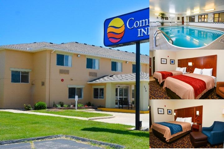 Comfort Inn Marion photo collage