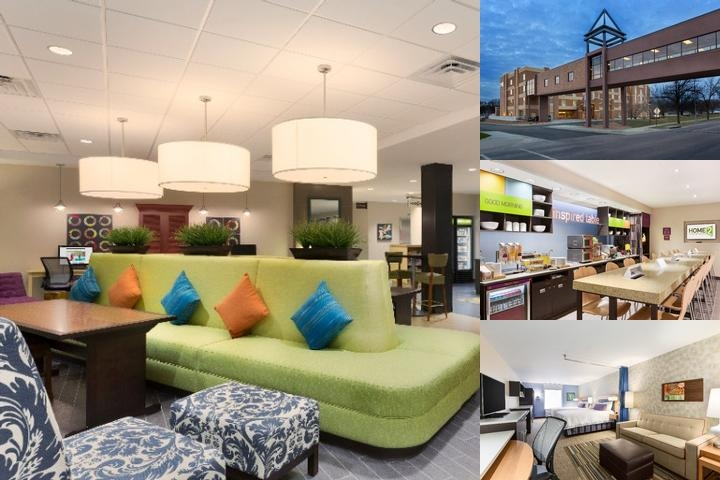 Home2 Suites Sioux Falls South / Sanford Medical C photo collage