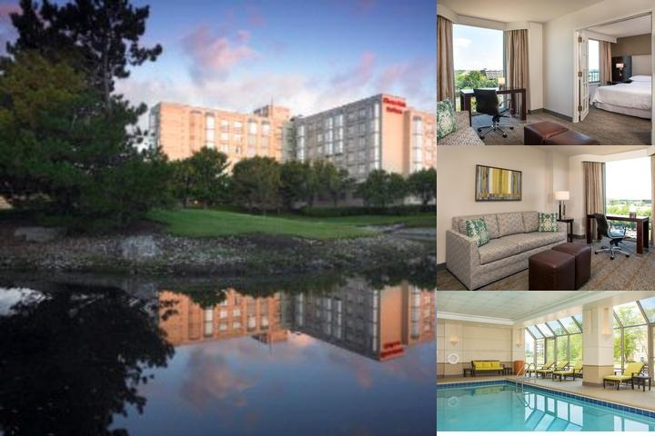 Sheraton Suites Elk Grove Village photo collage