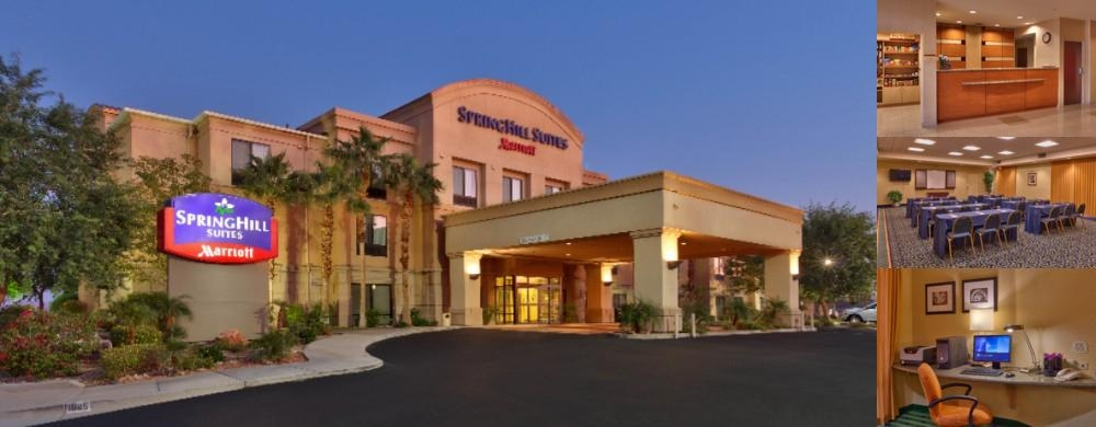 Springhill Suites by Marriott Yuma photo collage