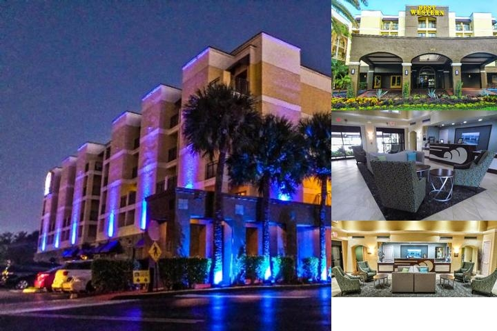 Best Western Plus Deerfield Beach photo collage