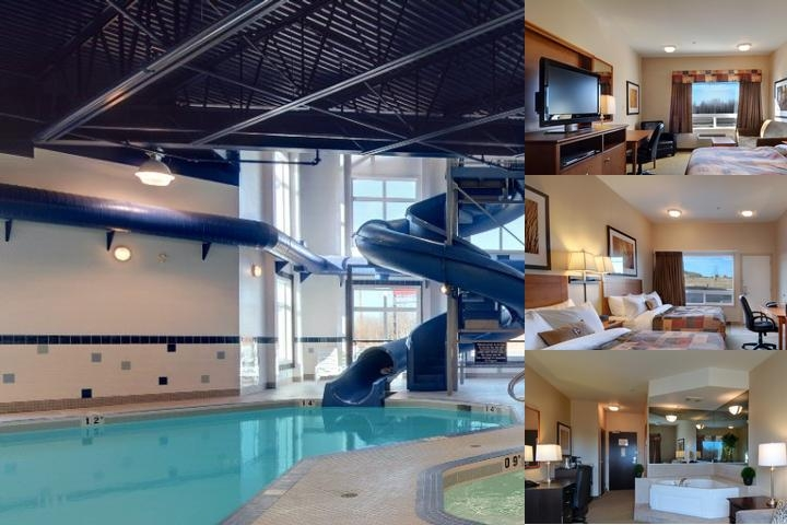 Ramada Drayton Valley photo collage