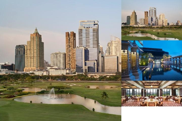 The St. Regis Bangkok photo collage