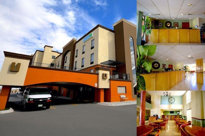 Hotel Consulado Inn photo collage