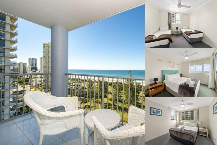 Sandpiper Apartments Broadbeach photo collage