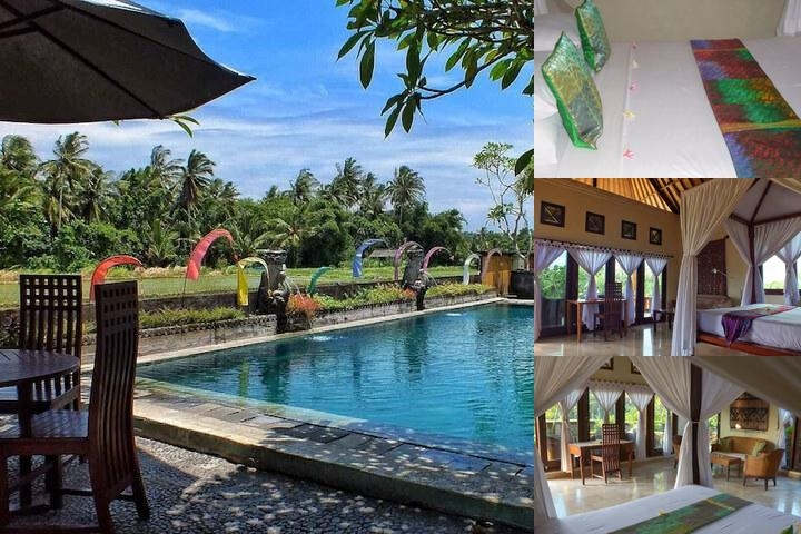 Mandala Desa Boutique Resort photo collage