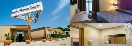 Hotel Roma Sud photo collage